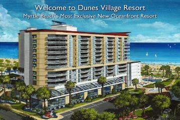 The Dunes Myrtle Beach boasts the most substantial indoor water park complex ever built at any comparable oceanfront resort in Myrtle Beach South Carolina. The Dunes Village water parks consist of 30,000 square feet of amenities featuring an array of water attractions, including a 250 ft lazyriver ride, Myrtle Beach's first adult-sized indoor waterslides, massive swimming pool with water volleyball and basketball, hot tubs, kiddie pools, Submarine, and games and slides.