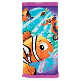 nemo beach towel