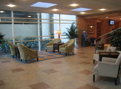 The Lobby in The Dunes Myrtle Beach SC