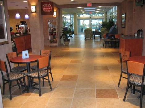 The Lobby at Dunes Village Myrtle Beach - The Dunes Village Resort Myrtle Beach SC