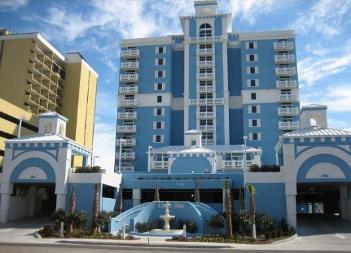 Myrtle Beach House Rentals - Ocean Blue Vacation Rental Myrtle Beach